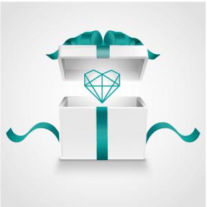 prezent dla dziecka box