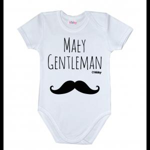 mały genetleman body niemowlece