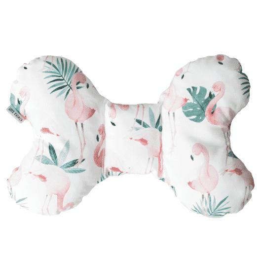 motylek poduszka