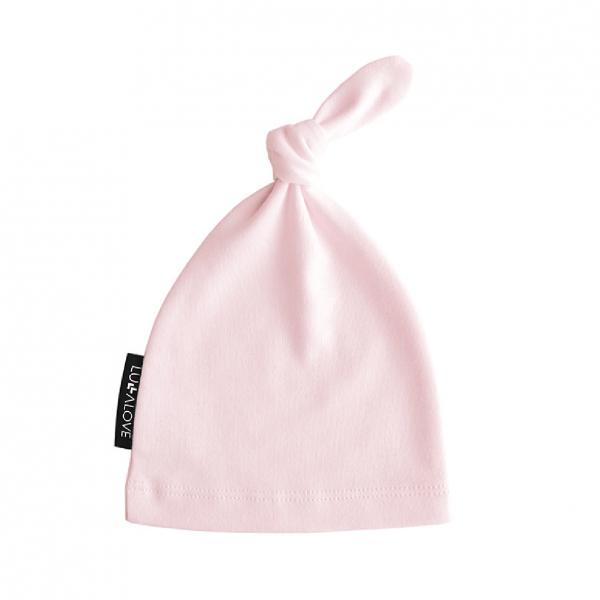 czapeczka dla noworodka