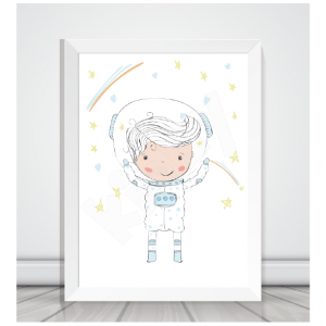 obrazek astronauta